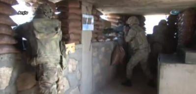 Şemdinli'de çatışma! Teröristlere ağır darbe