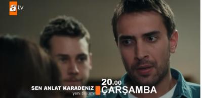 Sen Anlat Karadeniz 12.Bölüm 2. Fragmanı: Tahir hapisten nasıl çıktı?