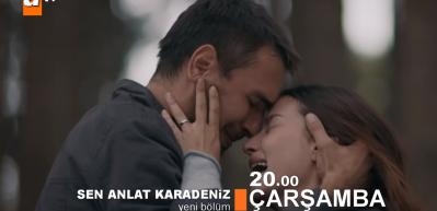 """Sen Anlat Karadeniz 25. Bölüm 2. Fragmanı: """"Vedat'ı öldürdüm!"""""""