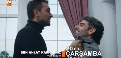 Sen Anlat Karadeniz 30.bölüm fragmanı: Nefes adam öldürmeye teşebbüsten...