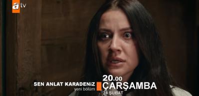 Sen Anlat Karadeniz 6.bölüm fragmanı: Yiğit Vedat'ın ellerinde...
