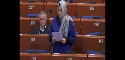Sena Nur Çelik: Müslüman kadınları hedef alıyorlar