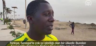 Senegal'de Türkiye denince akla ne geliyor?