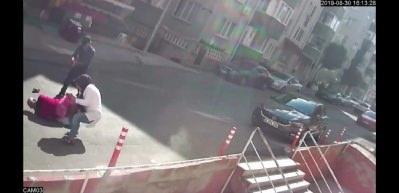 Sevgililere sokak ortasında silahlı saldırı: 1 ölü