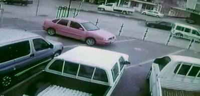 'Sevilmediğini' öğrenen kadın kazaya neden oldu!