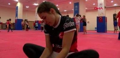 Sevinç'in hedefi dünya şampiyonluğu