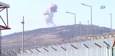 SİHA'lar Afrin'de yine teröristleri avladı!