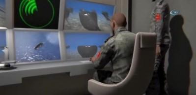 Silahlı İnsansız Deniz Aracı dünya basınında