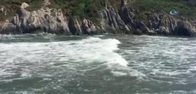 Şile'de babasıyla denize giren 10 yaşındaki çocuk boğuldu
