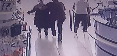 Silivri'de vatandaşların panik içinde koşturduğu anlar kamerada!