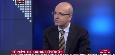 Şimşek: Türkiye dışa bağımlılığını %75'ler civarından %40'ın altına düşürdü