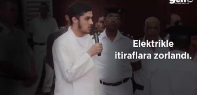 Sisi rejiminin idam ettiği gencin son sözleri vahşeti gözler önüne serdi!