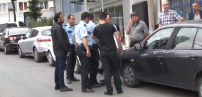 Şişli'de park yeri kavgası kanlı bitti: 1 yaralı