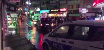 Şişli'de silahlı saldırı: 1 ölü