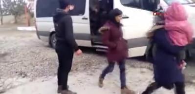 Sivas'ta Afganistan uyruklu 20 kaçak yakalandı