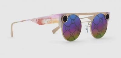 Snapchat, Gucci markalı artırılmış gerçeklik gözlüklerini tanıttı