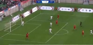 Şöhretler Karması maçı nefes kesti! 8 gol...