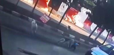 Sokak köpekleri 5 yaşındaki çocuğa böyle saldırdı