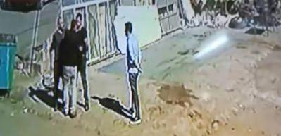 Sokak ortasında tartıştığı adamı böyle bıçakladı!