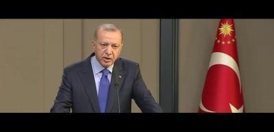 Son dakika! ABD yolunda Erdoğan'dan net mesaj: Şimdi onlar düşünsün!