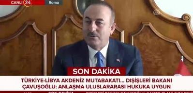 Son dakika: Akdeniz karıştı! Tehdit sonrası Türkiye: Karşılık veririz