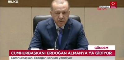 Son dakika! Cumhurbaşkanı Erdoğan: Yaptığımız hamle Yunanistan'ı çıldırttı