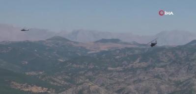 Son dakika haberi: PKK'ya büyük operasyon! Hepsi öldürüldü