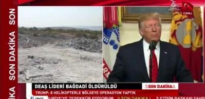 Son dakika haberi: Trump'tan Türkiye'ye teşekkür: Harikaydılar...