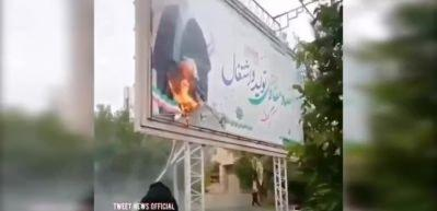 Son Dakika: İran ayakta! Sokaklar karıştı!