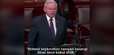 Türkiye kararı sonrası böyle ağladı! Senato'da timsah gözyaşları