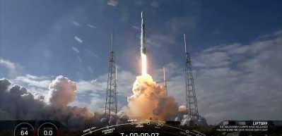 SpaceX uzaya 60 internet uydusu daha gönderdi