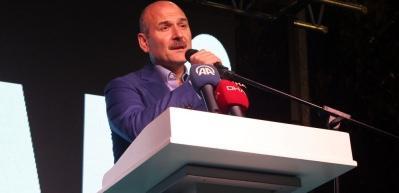 Süleyman Soylu: Ceset torbasının olmadığı bir Türkiye'ydi