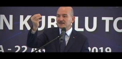 Süleyman Soylu: Demokrasi truva atı değildir