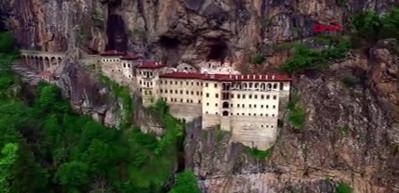 Sümela Manastırı, 4 yıl sonra ziyarete açılıyor
