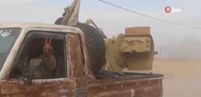 Suriye Milli Ordusu, Resulayn'a böyle girdi