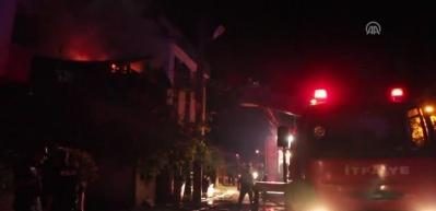 Suriyeli ailenin evinde yangın: 2 ölü, 3 yaralı