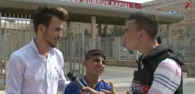 Suriyeli küçük Mustafa'ya TSK sahip çıktı