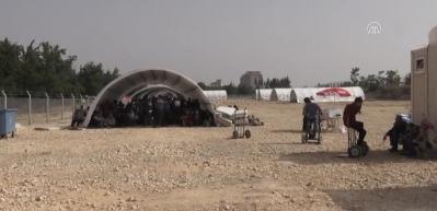 Suriyeliler: Allah Erdoğan'dan razı olsun