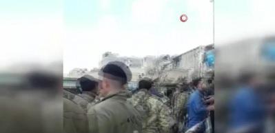 Suriye'nin El Bab kentinde patlama