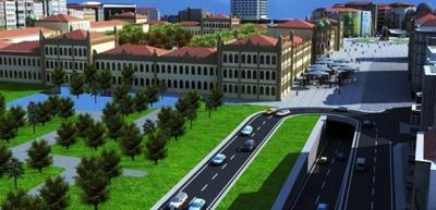 Danıştay'dan Gezi Parkı'na iptal