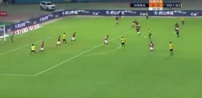 Talisca Çin'deki gollerine devam ediyor