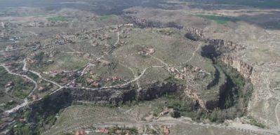 Dünyanın en büyük kanyonlarından biri: Ihlara Vadisi