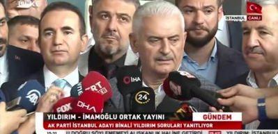 Tarihi oturum için Erdoğan ne dedi?