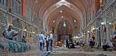 Tarihi Tebriz Kapalı Çarşısı