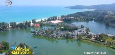 Tayland'ın en yeşil tarafı olan Phuket Laguna Bölgesi