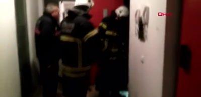 Tekirdağ'da asansör boşluğuna düşen genç hayatını kaybetti