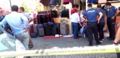 Tekkeköy meydanında 100 kişi birbirine girdi: 10 yaralı