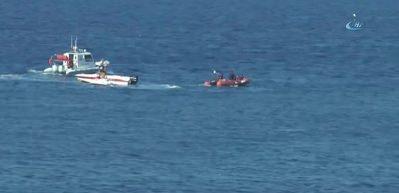 Tekne battı: 1 kişi öldü, 16 kişi kurtarıldı