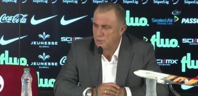 Terim'den Bursa maçının ardından açıklamalar