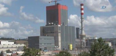 Termik santralde patlama ve yangın: 6 yaralı